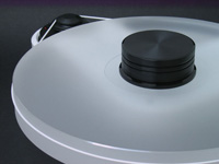 ACRYLIC PLATTER for turntable Pro-Ject RPM 1.3 | RPM 1 Carbon