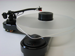 Pro-Ject turntable RPM 1.3 Genie black-polished incl.acrylicplatter and 180g puck
