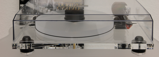 PRO-JECT Xperience SB ACRYL DeltaDevice Silver Edition Upgrade