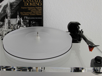 ACRYLTELLER inkl.original Lager für PRO-JECT Xperience - 35mm