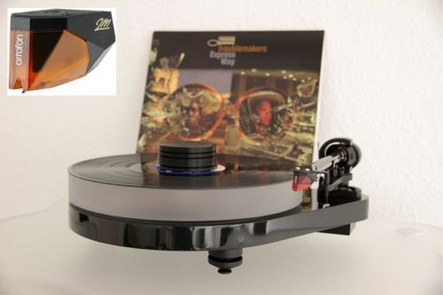 PRO-JECT RPM 5.1 turntable DELTA DEVICE / Ortofon Bronze / Edition Upgrade