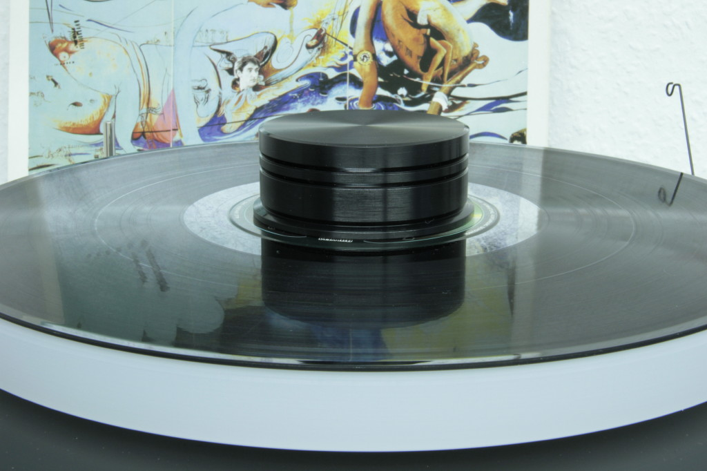 Acrylic Platter For Turntable Pro Ject Debut Line Juke Box