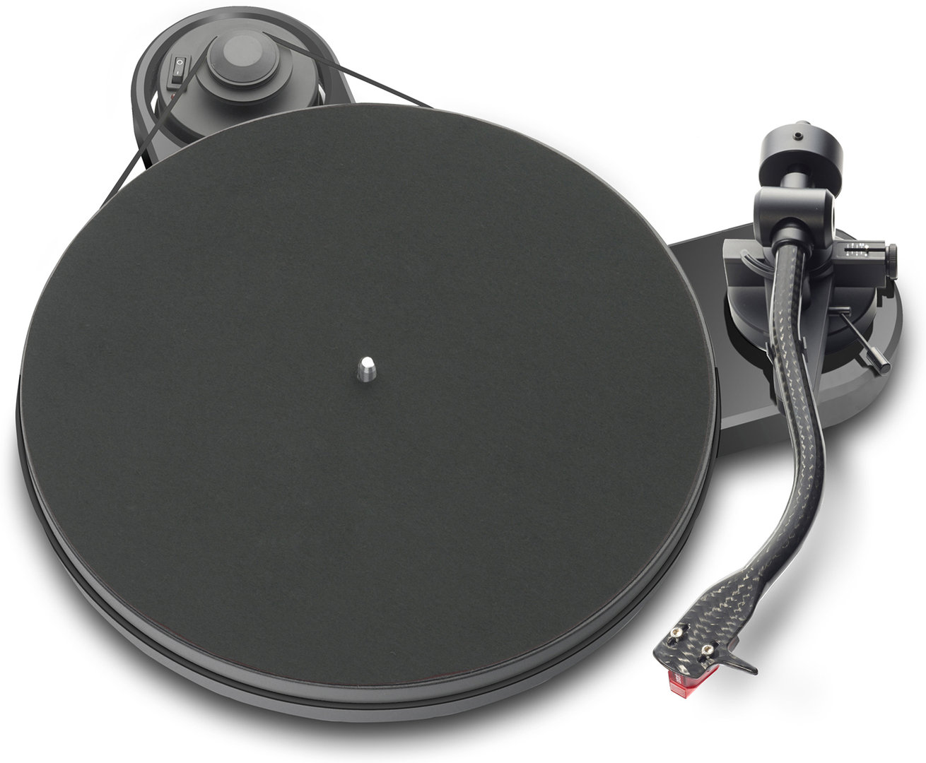 PRO-JECT RPM 1 CARBON turntable - black | Ortofon 2M Red