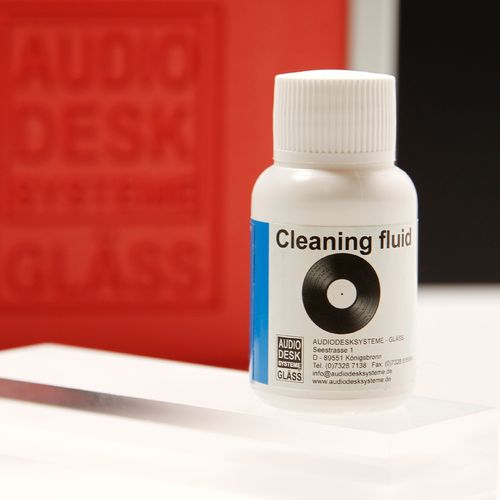GLÄSS VINYL CLEANER - Cleaning Fluid