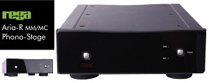 Rega Aria-R MM/MC Phono Pre-Amplifier