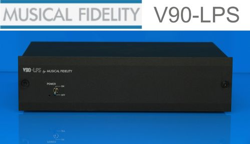 Musical Fidelity V90-LPS MM/MC Phono Pre-Amplifier