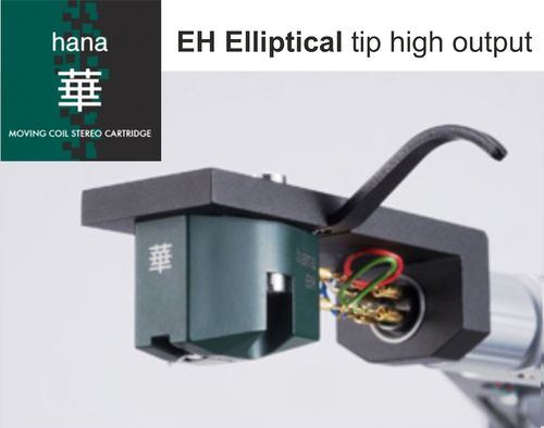 HANA EH Elliptical tip high output cartridge