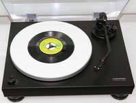 TURNTABLE MAT for Single Records - HIFI TUNING onlineSHOP