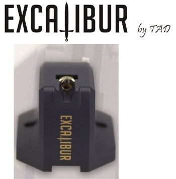 EXCALIBUR by TAD | MC PHONO TONABNEHMER - Green - Blue - Black