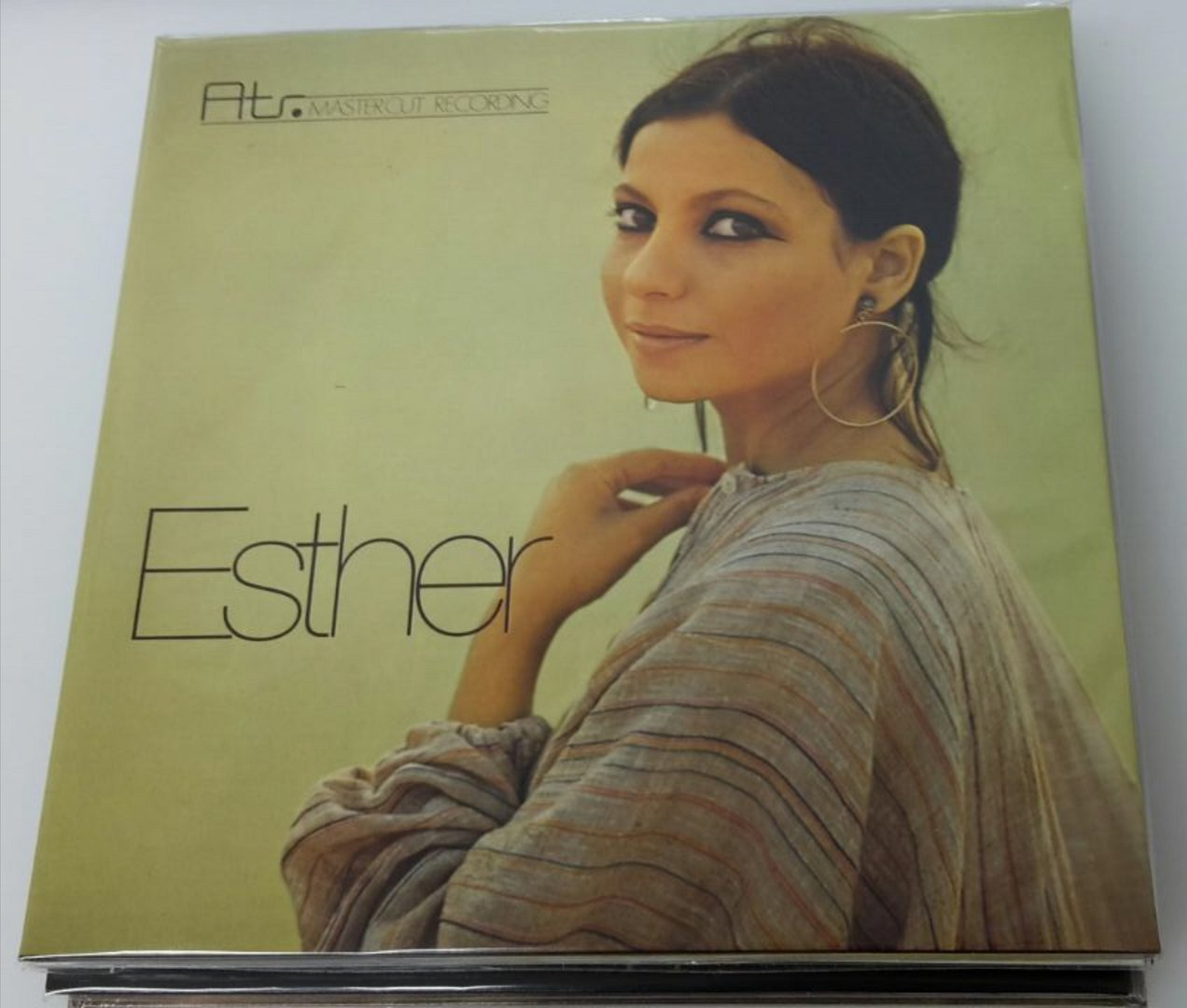 Atr Audio Trade ESTHER OFARIM - Esther LP 180g | Mastercut Recording (ATR 001)