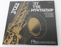 AudioTrade JAZZ AT THE PAWNSHOP –LP |Mastercut Recording ATR003