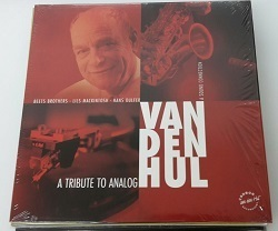 van den Hul A TRIBUTE TO ANALOG - A Sound Connection | DEMO LP