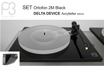 REGA Planar 3 + Ortofon 2M Black | Offer Bundle Complete-Set with Cartridge[1]