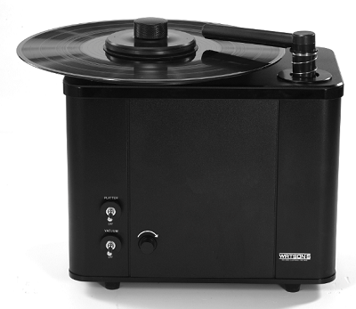 Record Cleaning Machine | WATSON´S RCM Vinyl Cleaner