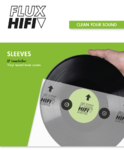 FLUX-HIFI VINYL - RECORD SLEEVES | anti static