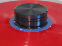 180g DELTA DEVICE Record Puck  - HIFI Tuning Accessoires