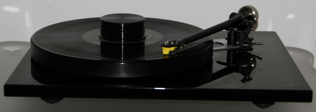DELTA DEVICE Hifi Tuning Upgrade Platter (S24) for Rega RP6 turntable
